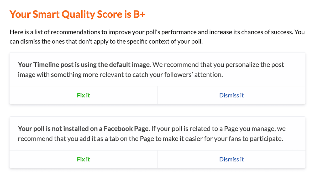 Concours Pour Facebook Introducing The Smart Quality Score